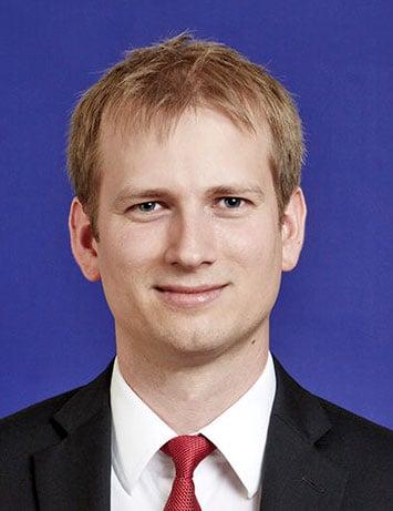 Simon Müller, Geschäftsführer der Zuger Sinfonietta.