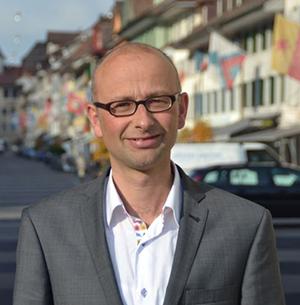 Michael Töngi, VCS-Präsident und Kantonsrat Grüne.