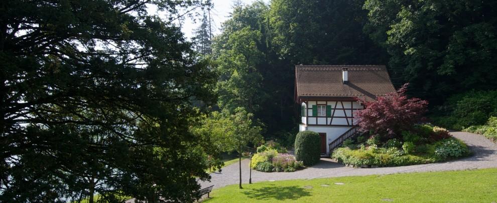 Das Haus am See Krämerstein bietet einen Raum für Ziviltrauungen.