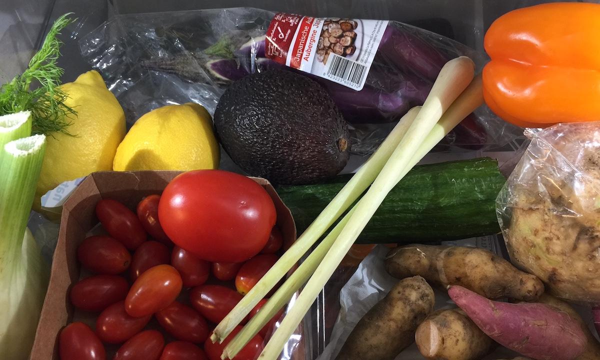 Gesund geht vor: in der Gemüseabteilung darf es gerne bio sein.