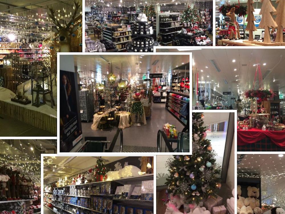 Die Trouvaillen aus unserer Suche nach den Shops, die Weihnachten bereits eingeläutet haben.