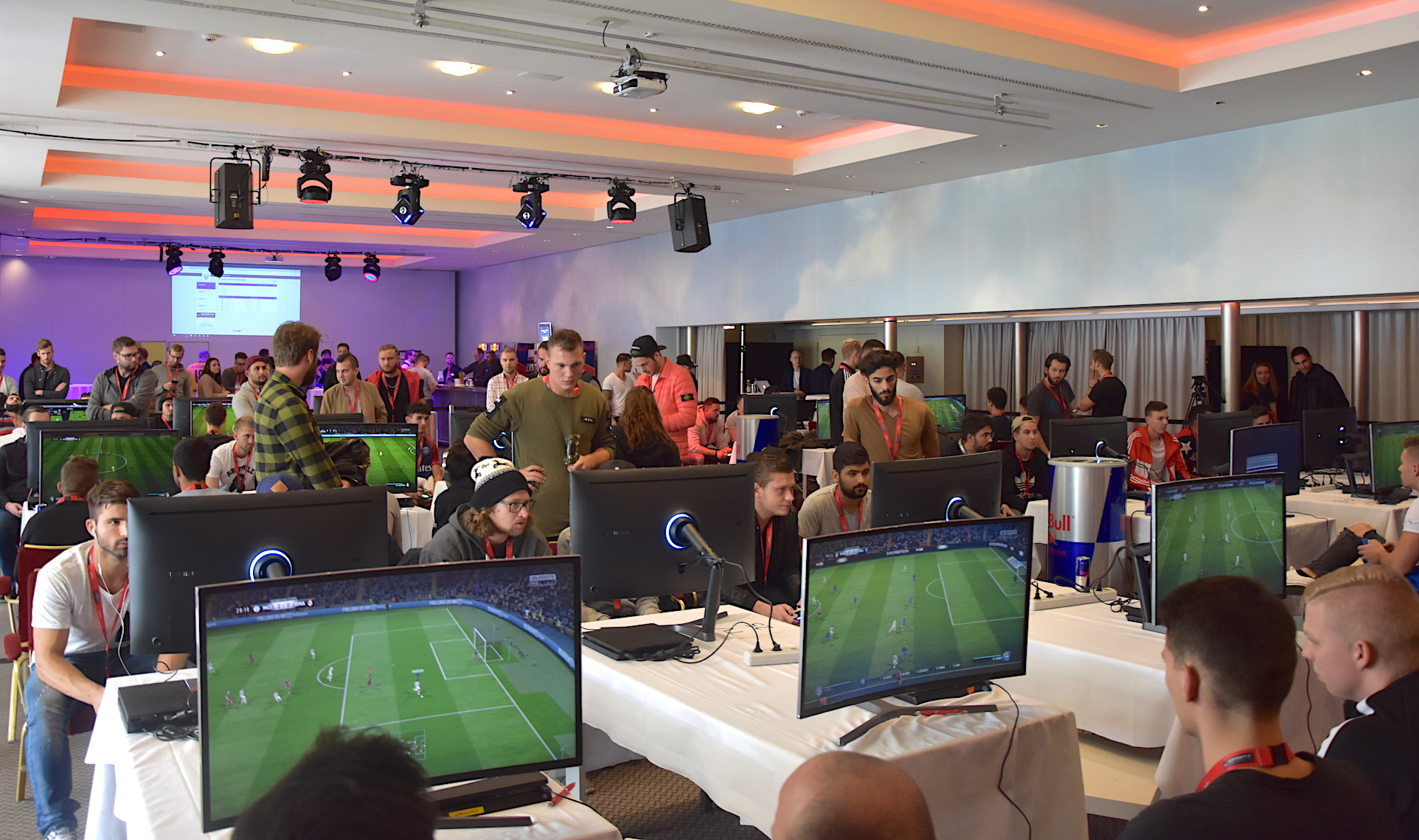 Showdown im Casino: E-Sports-Turnier in Luzern.