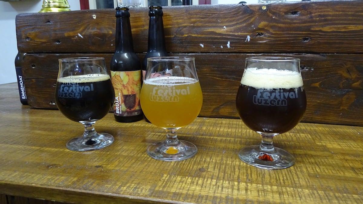 Die Emmer Brauerei «MN Brew» stellt verschiedene Craft-Biere her.