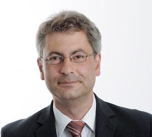 Pascal Hollenstein, der neue Leiter der Publizistik.
