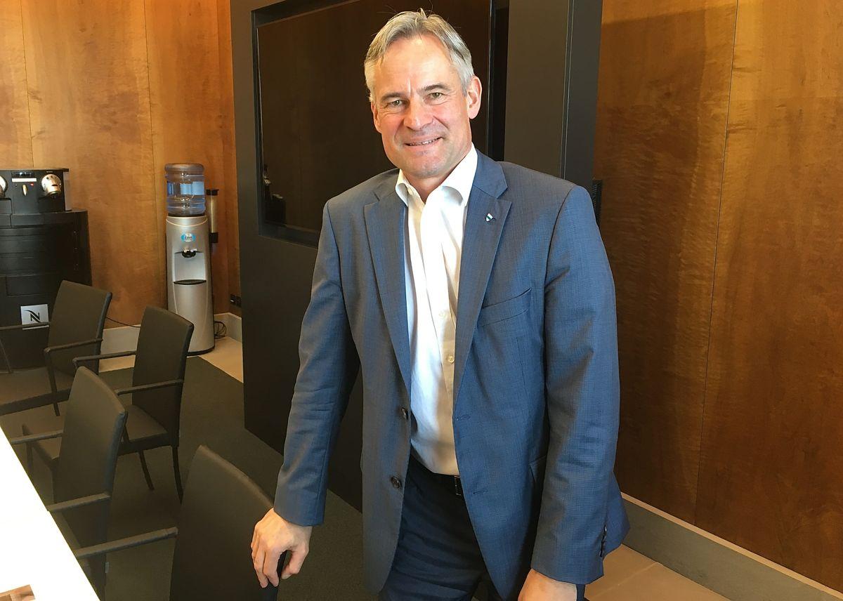 Zugs Volkswirtschaftsdirektor Matthias Michel.