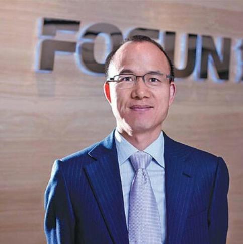 Fosun-MitbegründerGuo Guangchang.