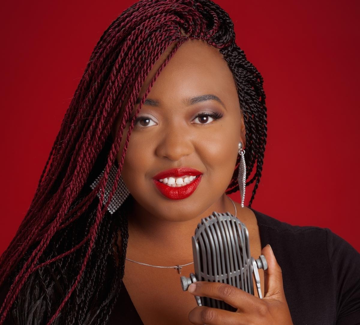 Hat soulige Einflüsse von Etta James, Whitney Houston und gar Adele: Texanerin Annika Chambers.