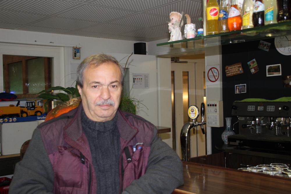 Giuseppe Pantaleone aus Baar ist enttäuscht: «Ich habe nach dem Spiel wirklich kaum geschlafen.»