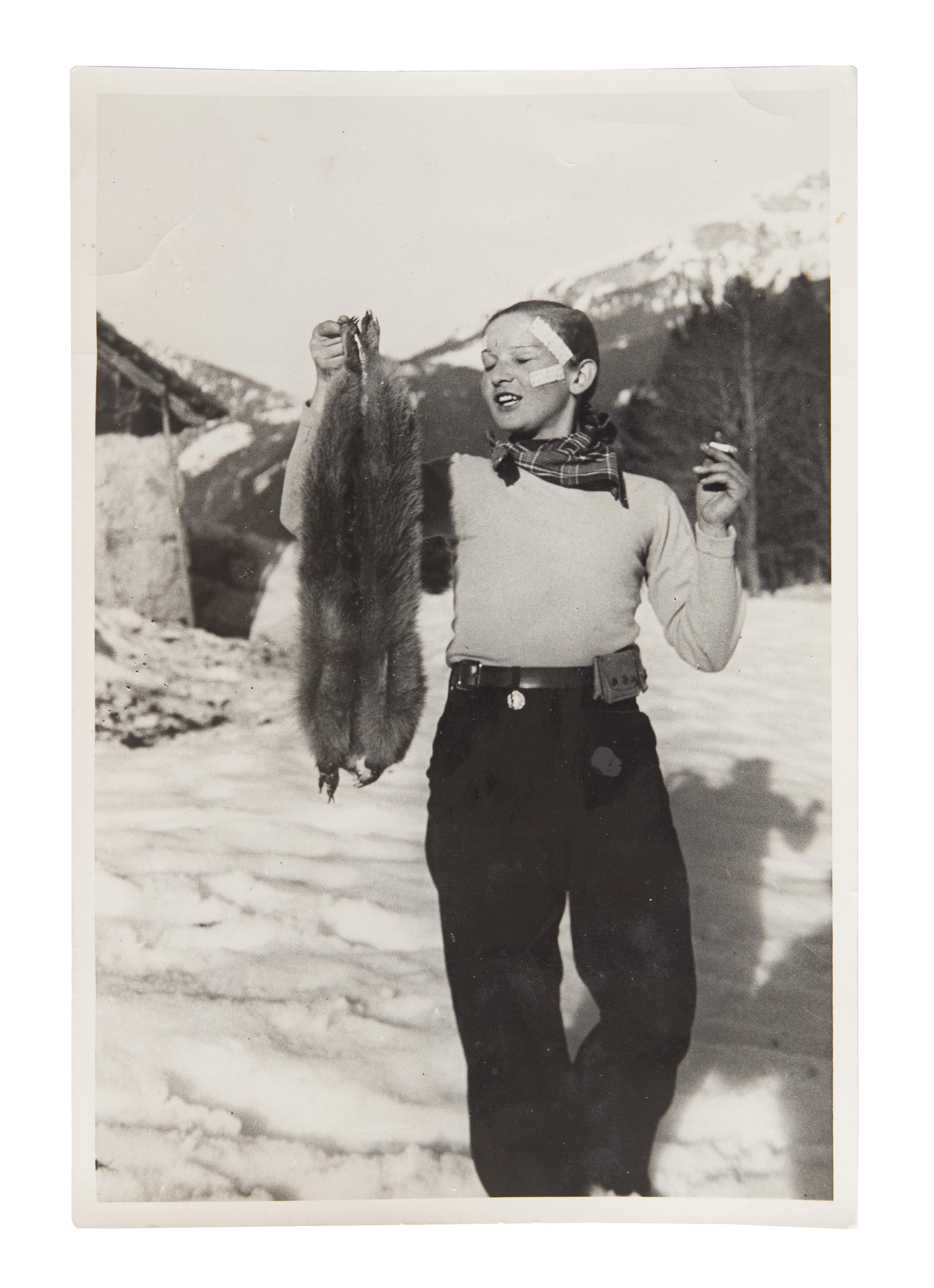 Anna Maria Gunz wurde in Root 1905 als eines von sieben Kindern geboren und wuchs in bescheidenen Verhältnissen auf.