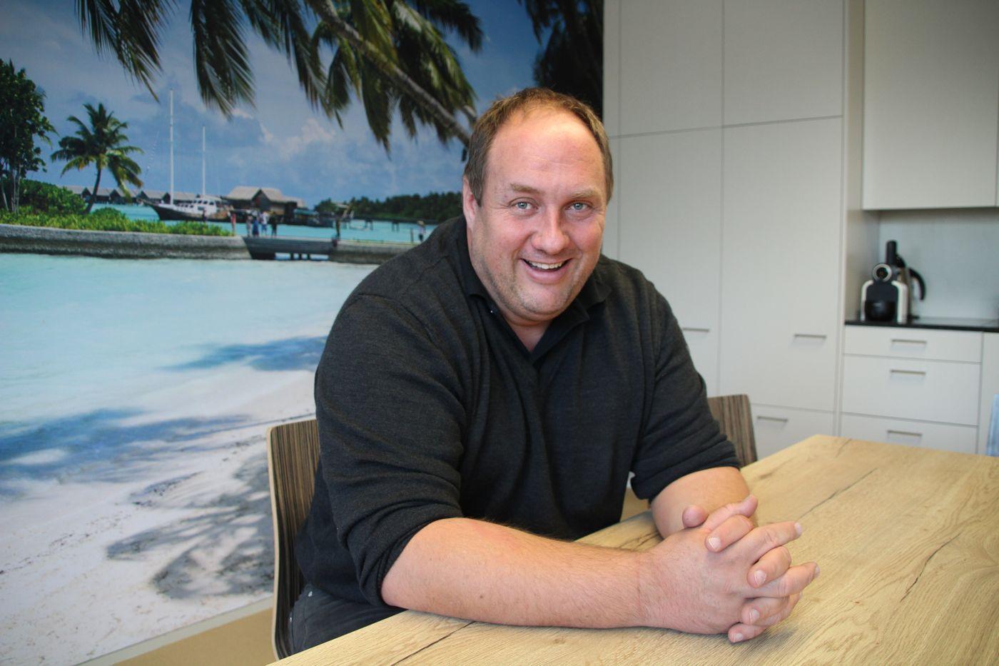 Arno Matter hat den Familienbetrieb 2003 übernommen und ist auch Präsident des Gewerbevereins Baar.