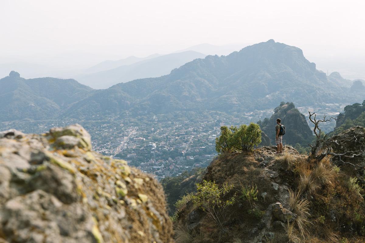 Remo Scherrer weilt momentan in Mexiko und sucht Inspiration.