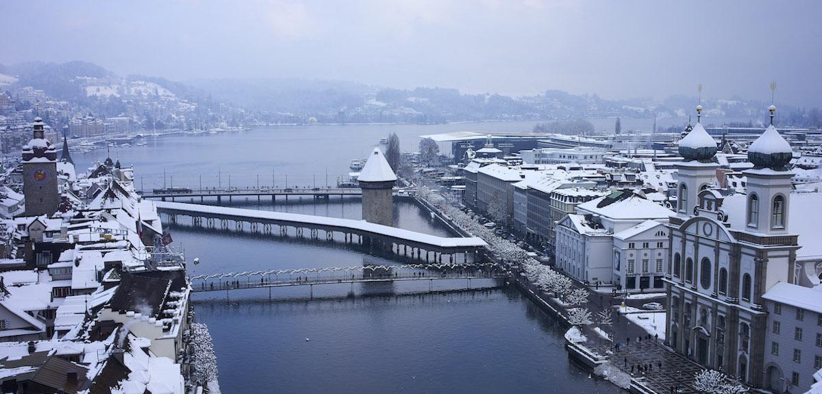 Laut Urs Thaler eine ganz starke Marke nach aussen: die Stadt Luzern.
