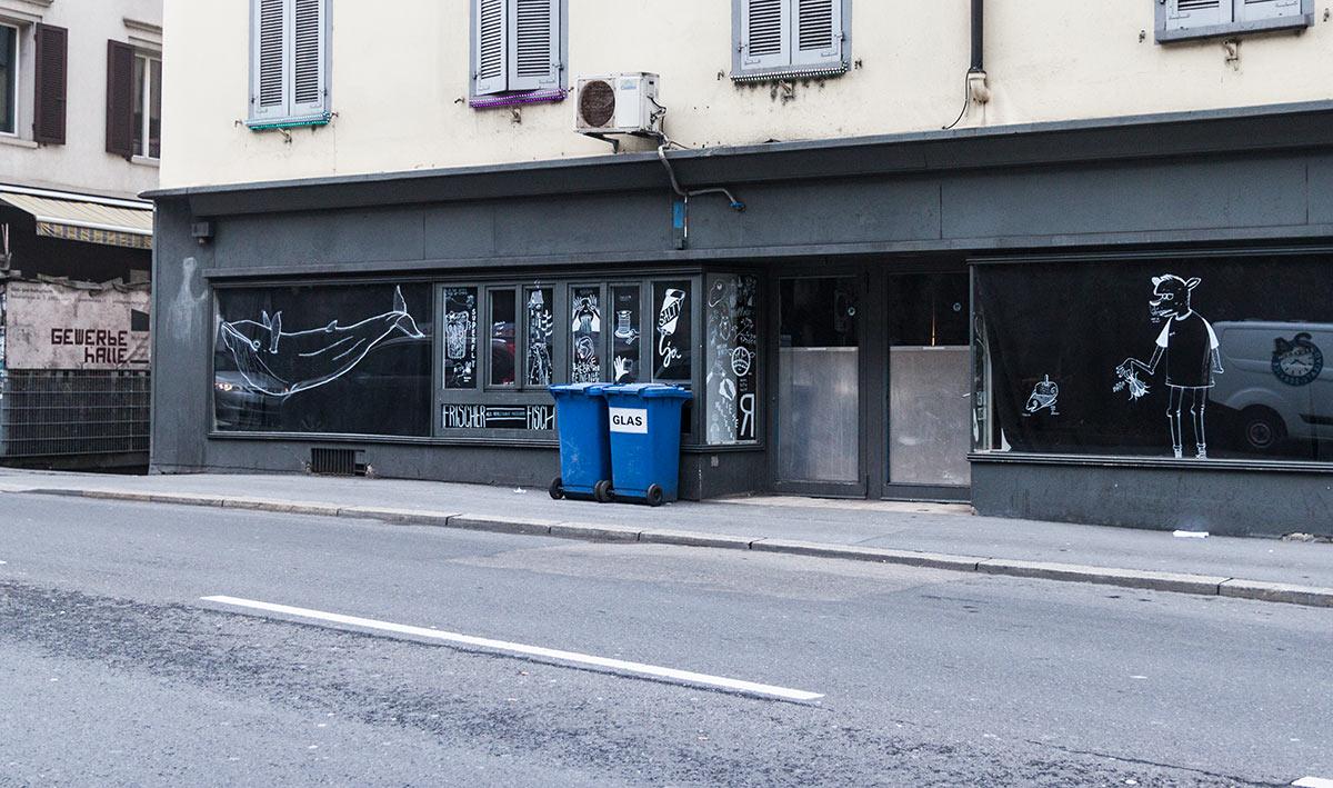 Die Bar Molo an der Baselstrasse eröffnet am Donnerstagabend.