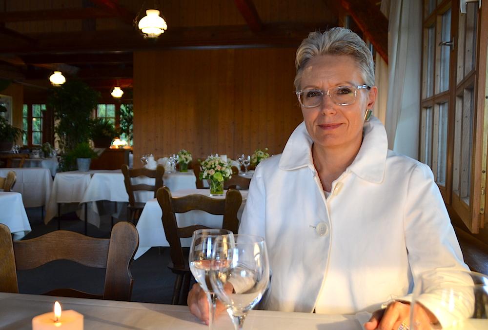 «Ich nehme auch nicht alles bierernst», sagt Kniggetrainerin Doris Pfyl.