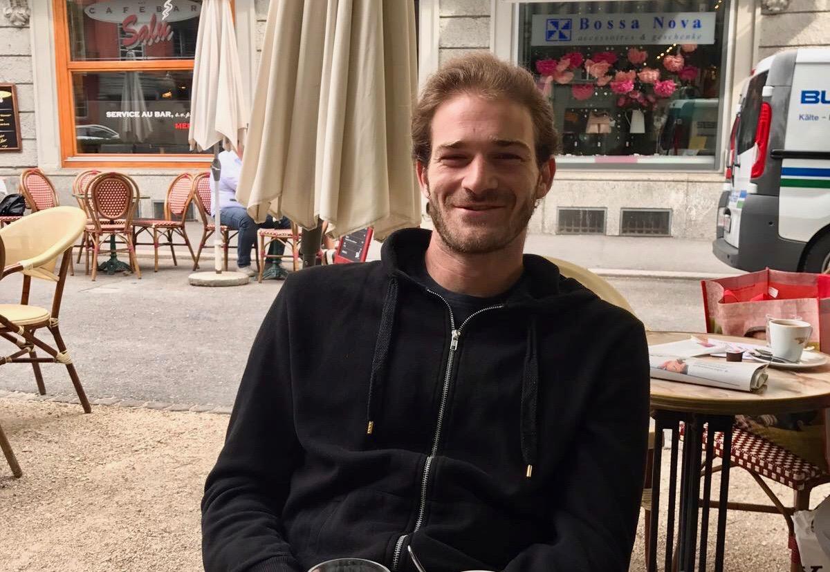 Nico Siegrist ist Topskorer beim SC Kriens.