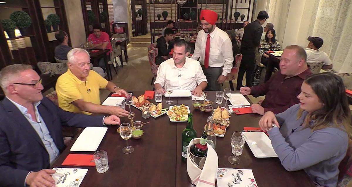 Am Montag war die SRF-Sendung «Mini Beiz, dini Beiz» im Restaurant «Gourm India» an der Baselstrasse in Luzern.