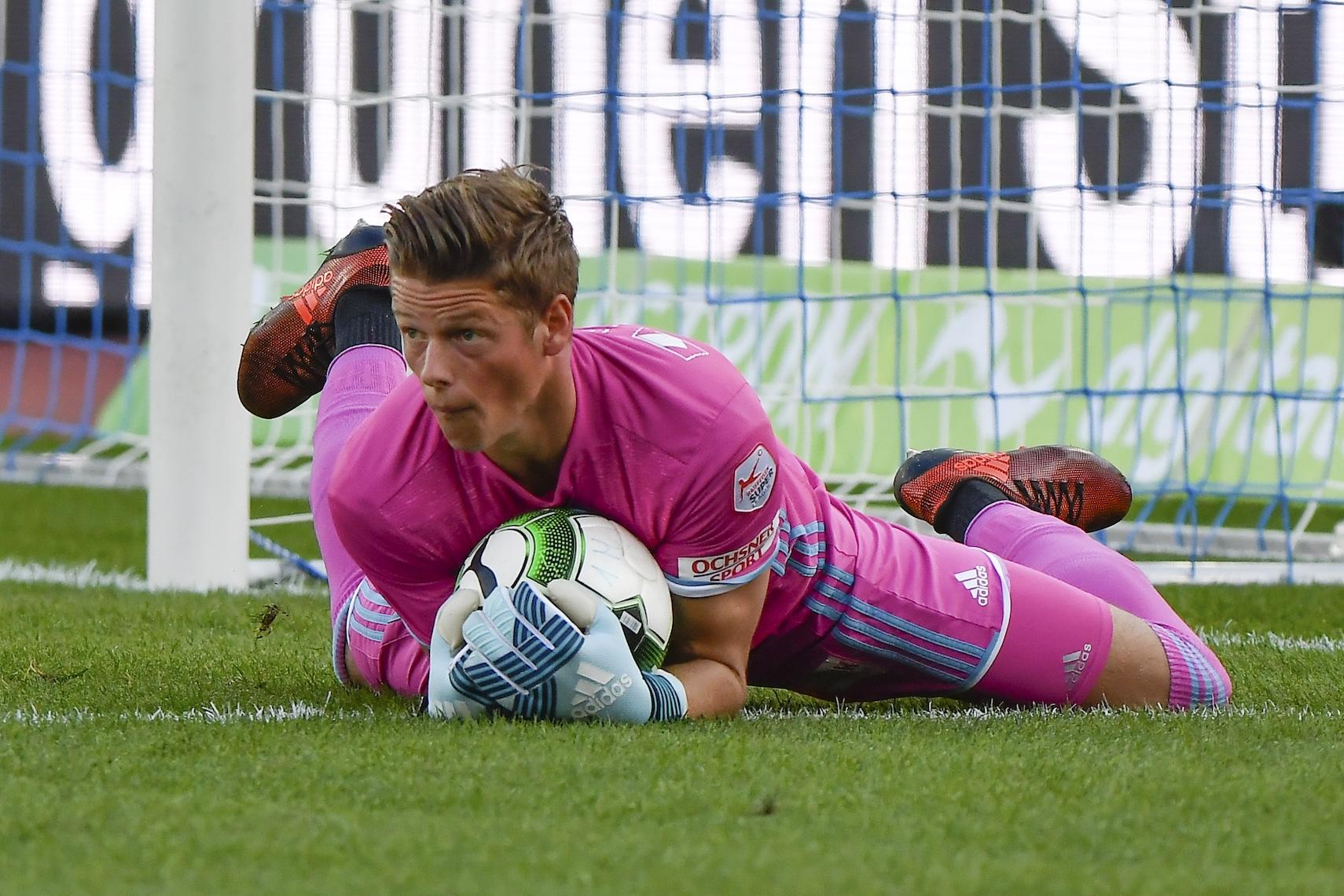«Bin jedes Mal zu 100 Prozent parat»: FCL-Goalie Jonas Omlin, hier im Spiel gegen die Grasshoppers in Zürich.