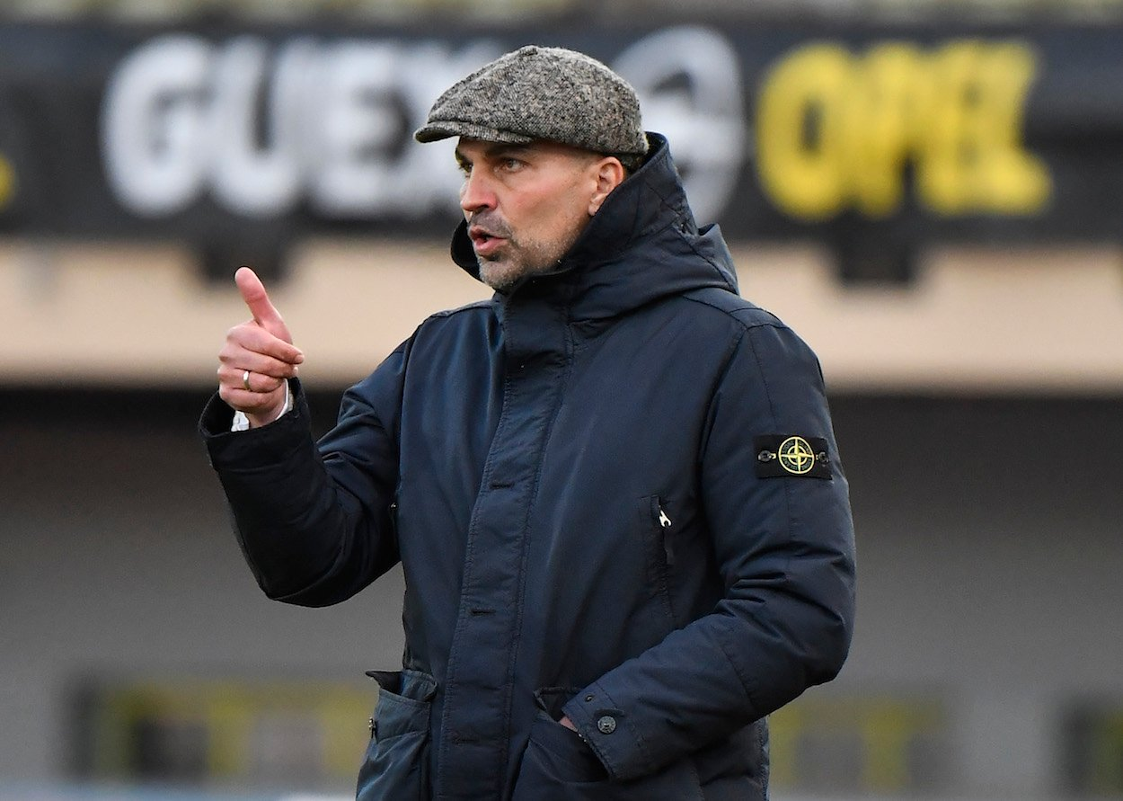Hat das Ruder schon mehrmals herumgerissen: FCL-Trainer Markus Babbel.