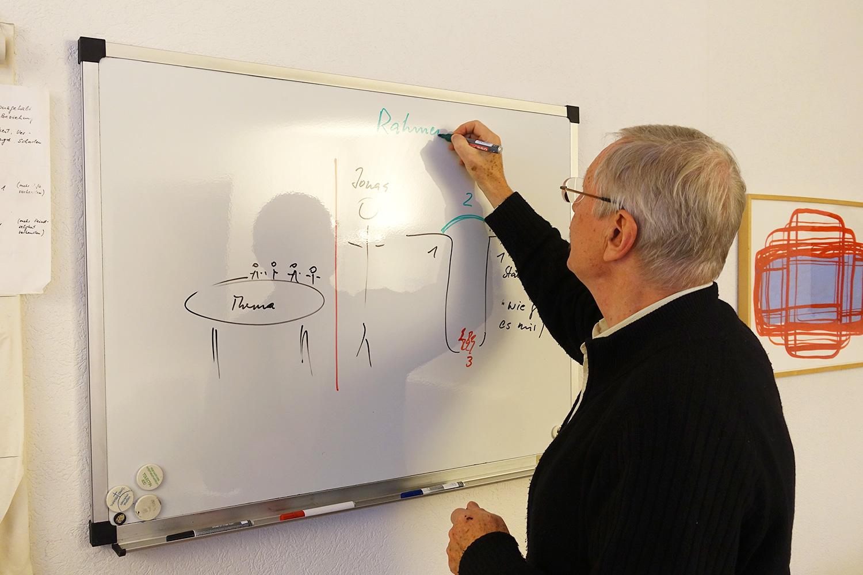 «Rahmen schaffen!», ist für Joseph Bendel das A und O.