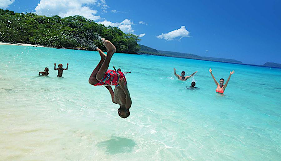 Vanuatu – tropische Südseeidylle pur.