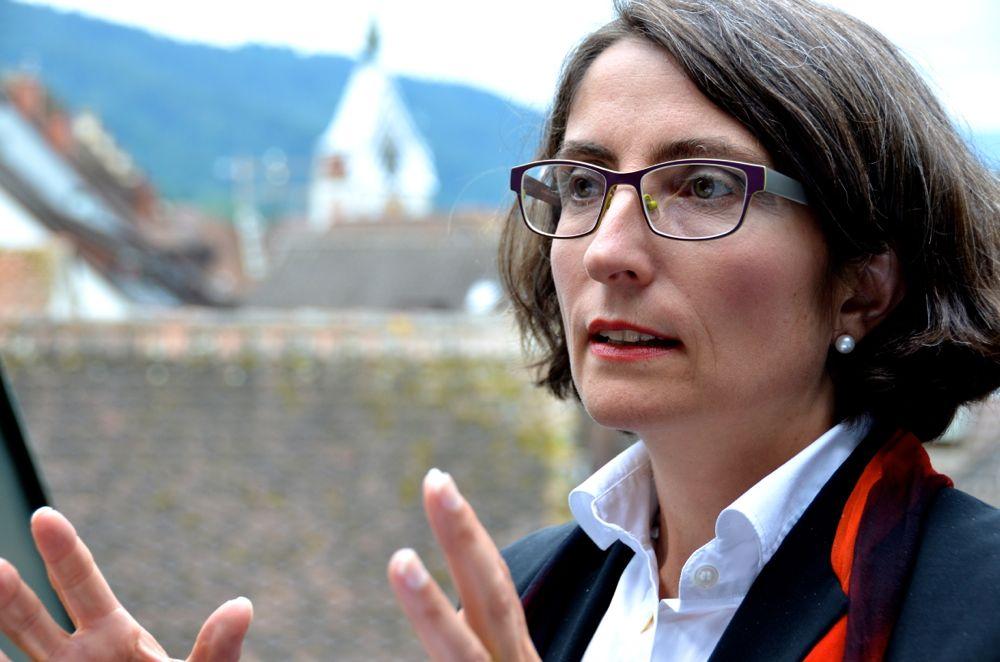 Manuela Weichelt-Picard will sich stärker für den sozialen Wohnungsbau einsetzen, muss aber eingestehen: «Man kann die Situation nicht von heute auf morgen ändern.»