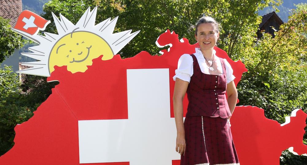 Die Krienser SVP-Nationalrätin Yvette Estermann will den Schritt in die Lokalpolitik wagen.