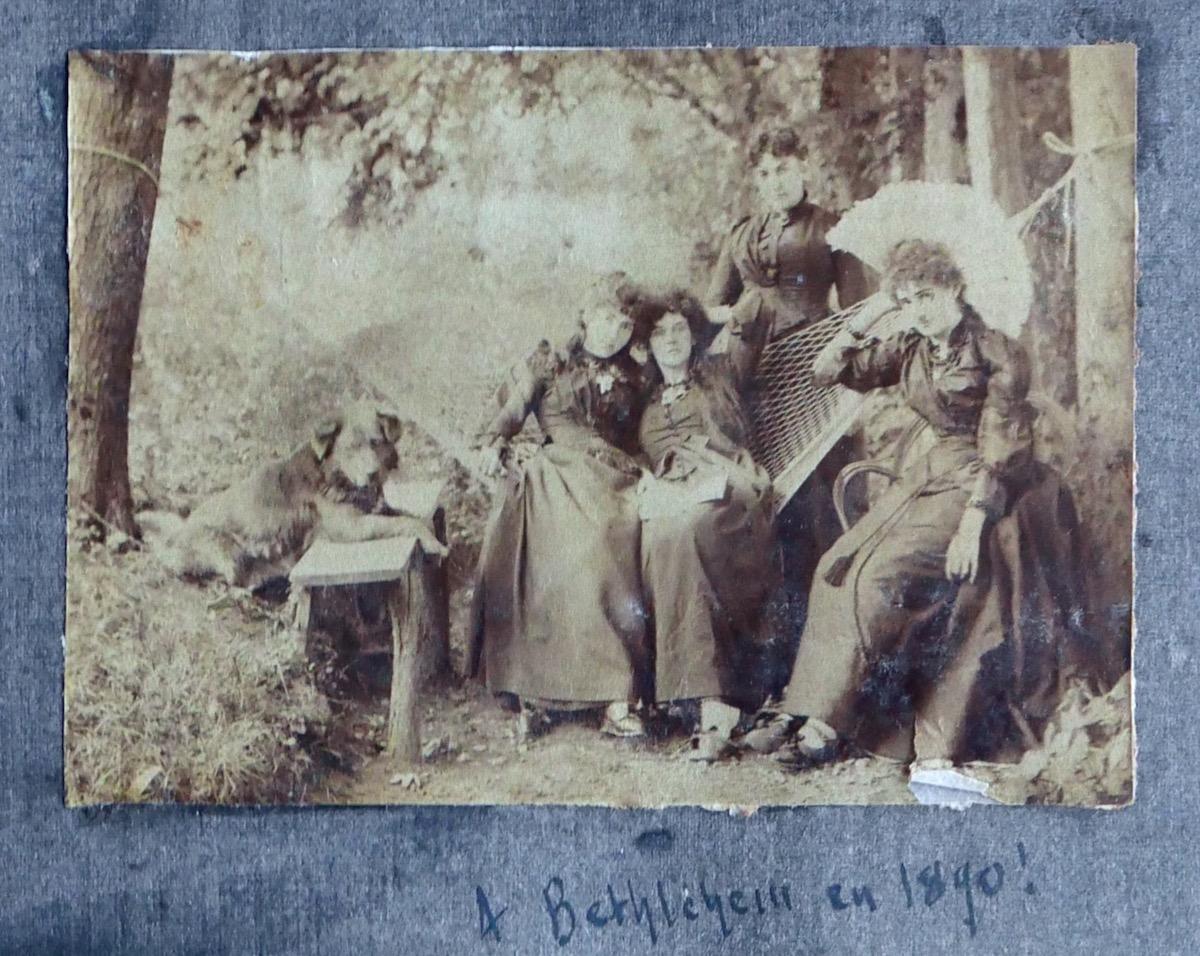 Die Familie Kaiser in «Betlehem».