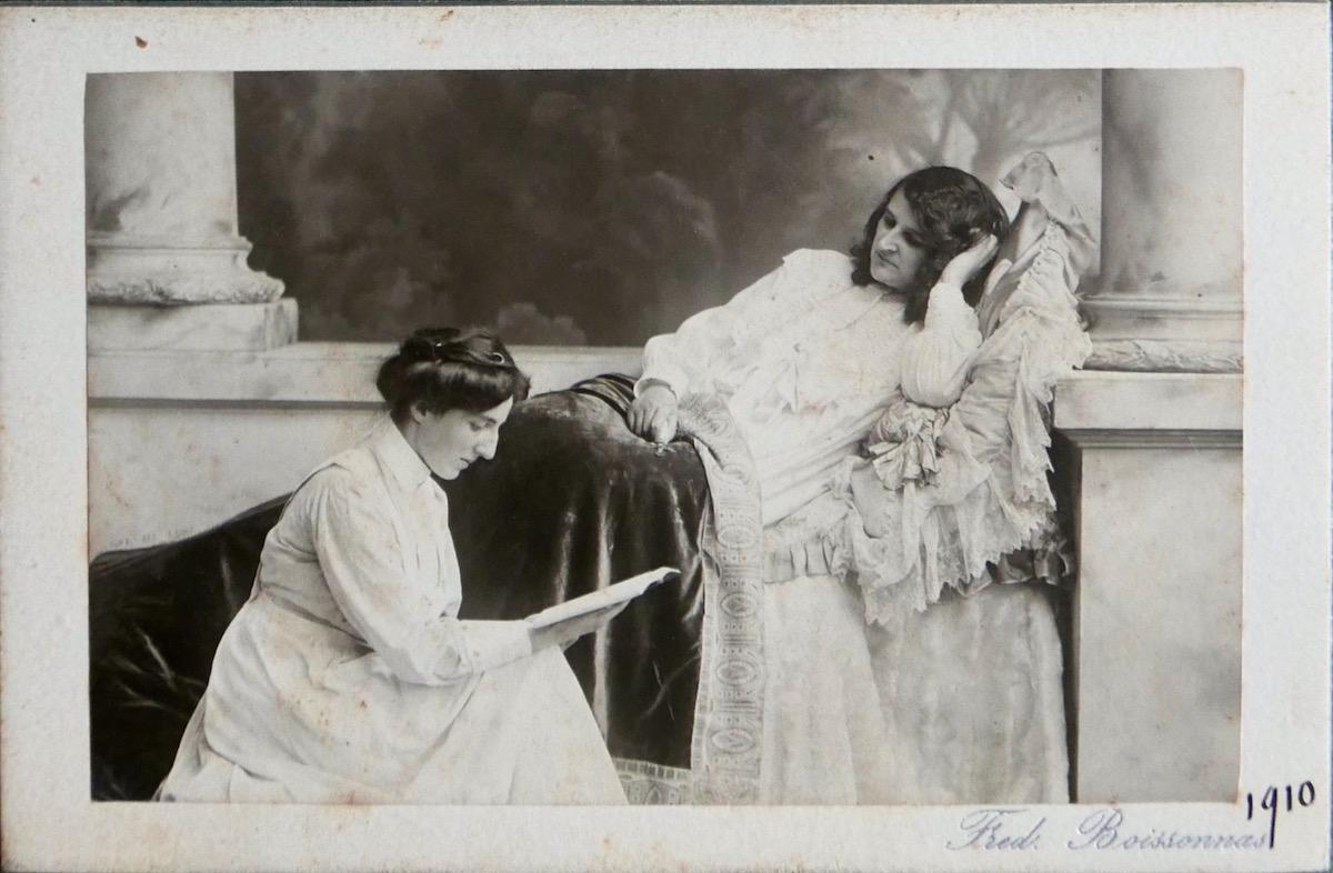 Nach ihrem Tod am 17. Februar 1925 verschwand Isabelle Kaisers Werk schon bald aus der Öffentlichkeit.