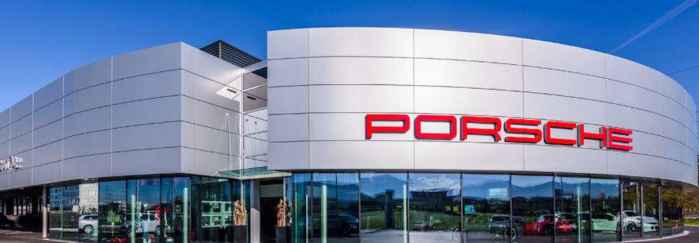 Seit 2014 residiert Porsche in Rotkreuz.