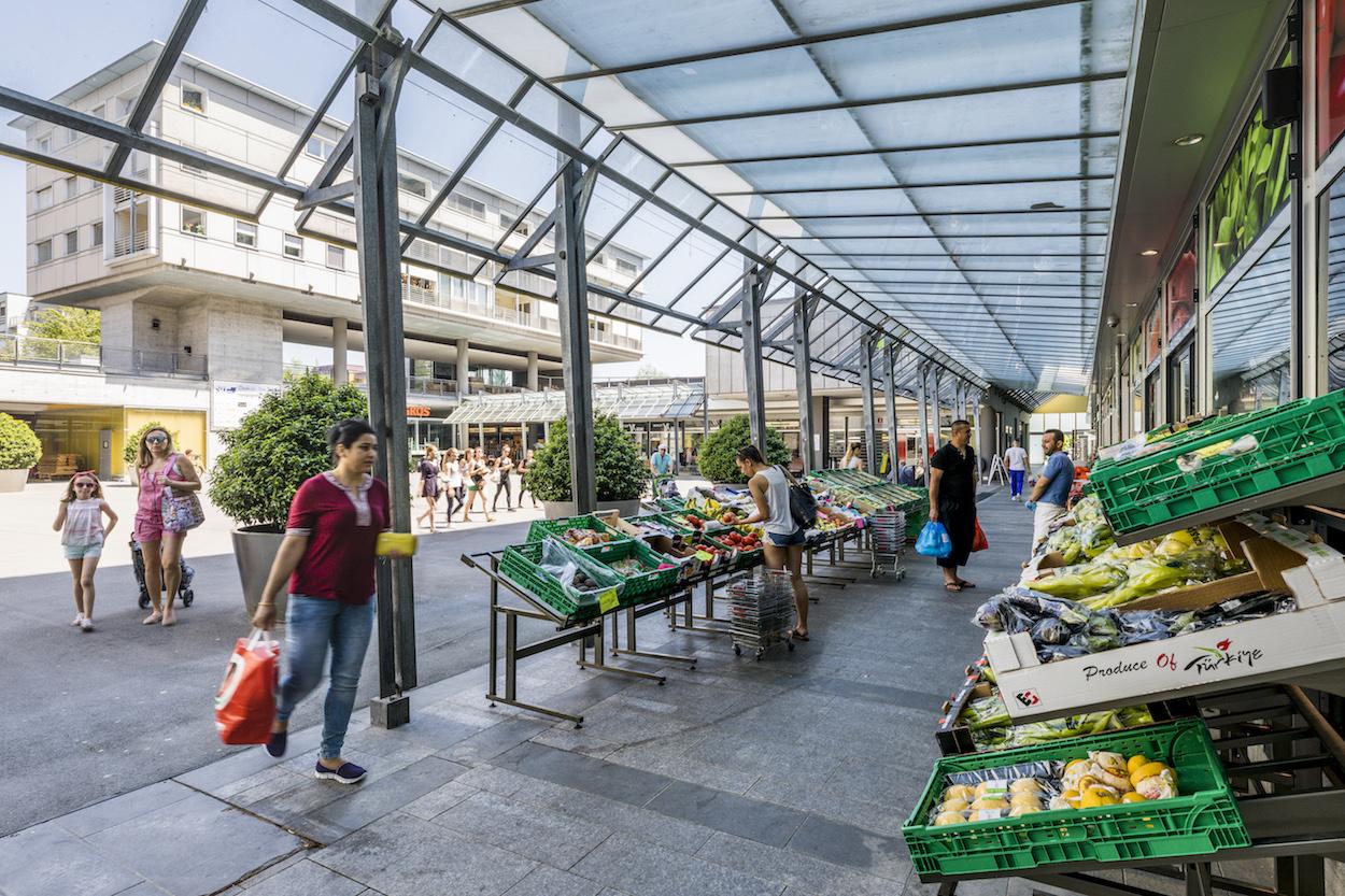 Das Quartierzentrum Ruopigen hat noch Potenzial, findet die Stadt.