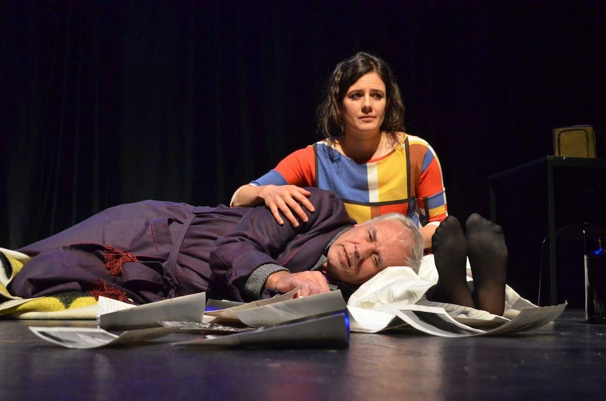 In «Still Life» blickt man mit der Protagonistin zurück auf die bröckelnde Beziehung zwischen Vater und Tochter.
