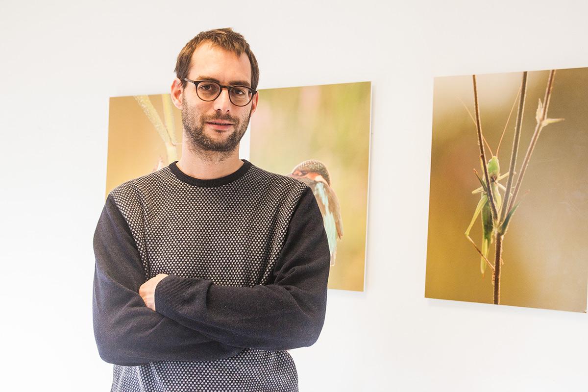 Samuel Ehrenbold, Geschäftsführer von Pro Natura Luzern.