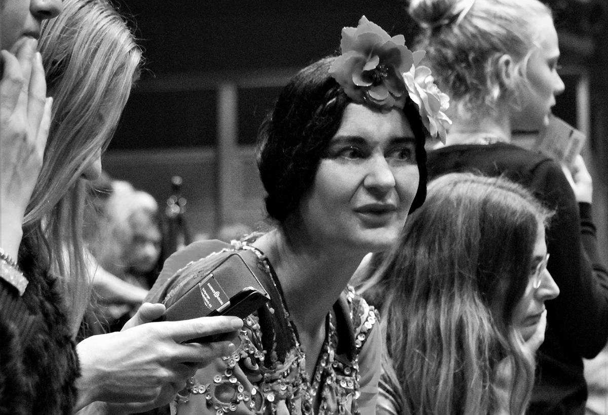 Suzanna Vock, eine Luzerner Modeschöpferin, spürt aktuelle Trends und Tendenzen.