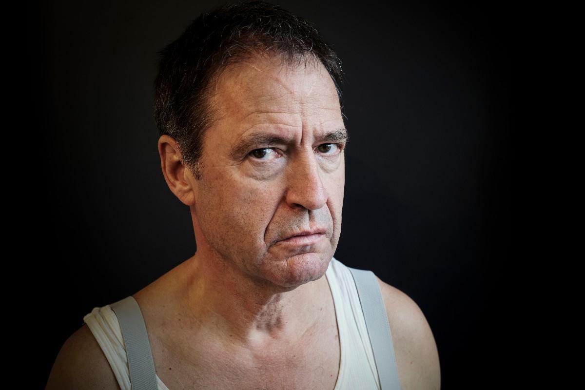 «Theater ohne Mut ist langweilig:» Schauspieler Walter Sigi Arnold spielt in «Kronenhaufen» die Hauptrolle.