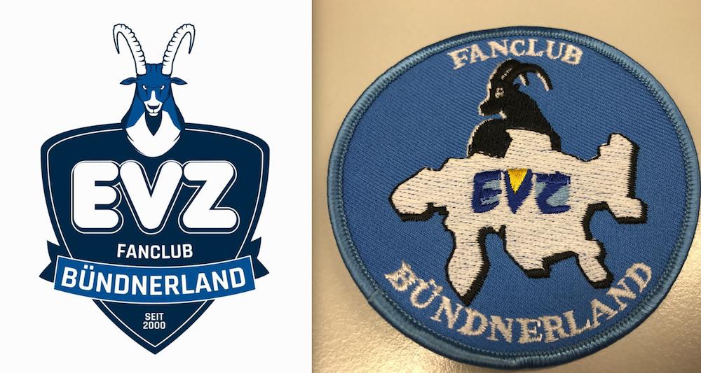 Aus alt wird neu: Seit Sommer 2017 hat der Fanclub ein neues Logo (links).