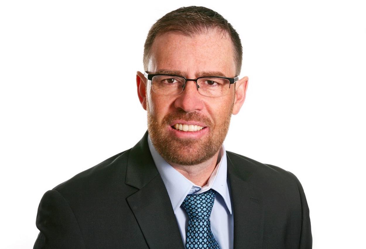 Thomas Gfeller wird am 1. Februar in den Grossen Stadtrat nachrücken.