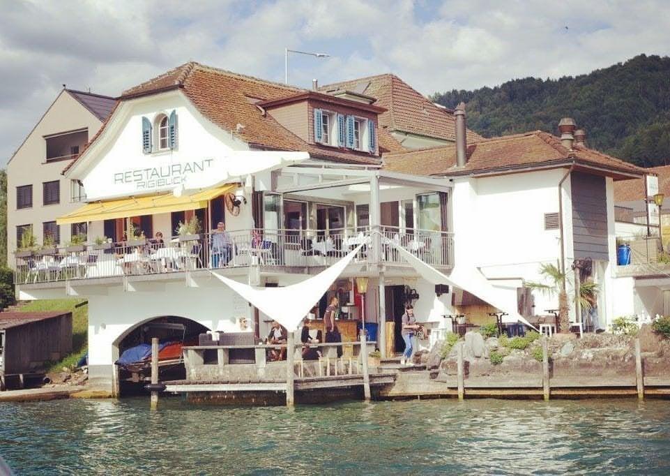 Beim Restaurant Rigiblick in Oberwil herrschen gemischte Gefühle gegenüber Tripadvisor.