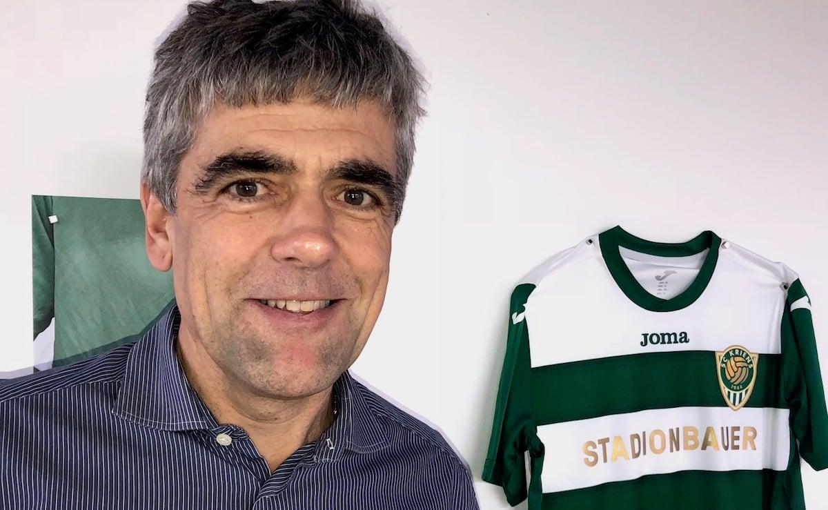 Ein Leben auch für den Fussball: Werner Baumgartner ist Präsident des SC Kriens.
