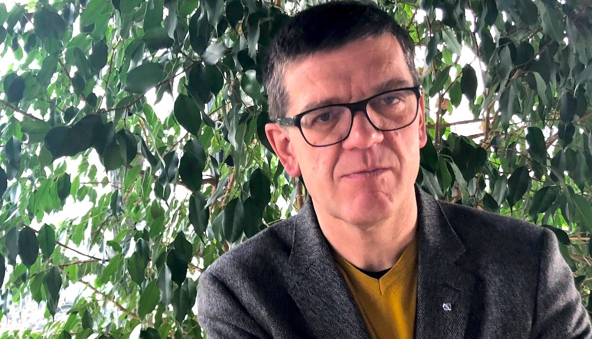 Ein Leben im Grünen: Nach einer Kochlehre startete Kurt Baumgartner als Hotelier im Engadin durch.