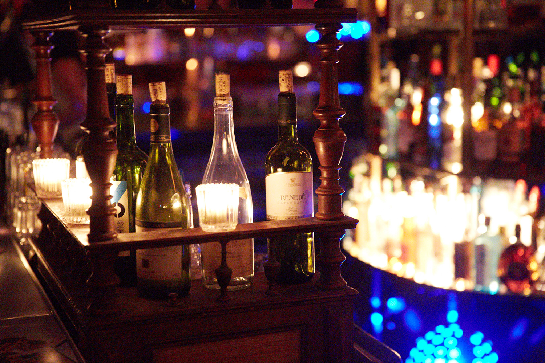 Frasi-Style: Die Bar 59 an der Luzerner Industriestrasse.