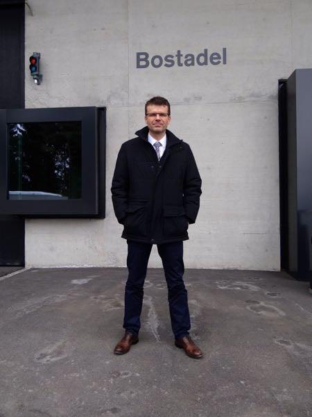 Der neue Gefängnisdirektor Andreas Gigon