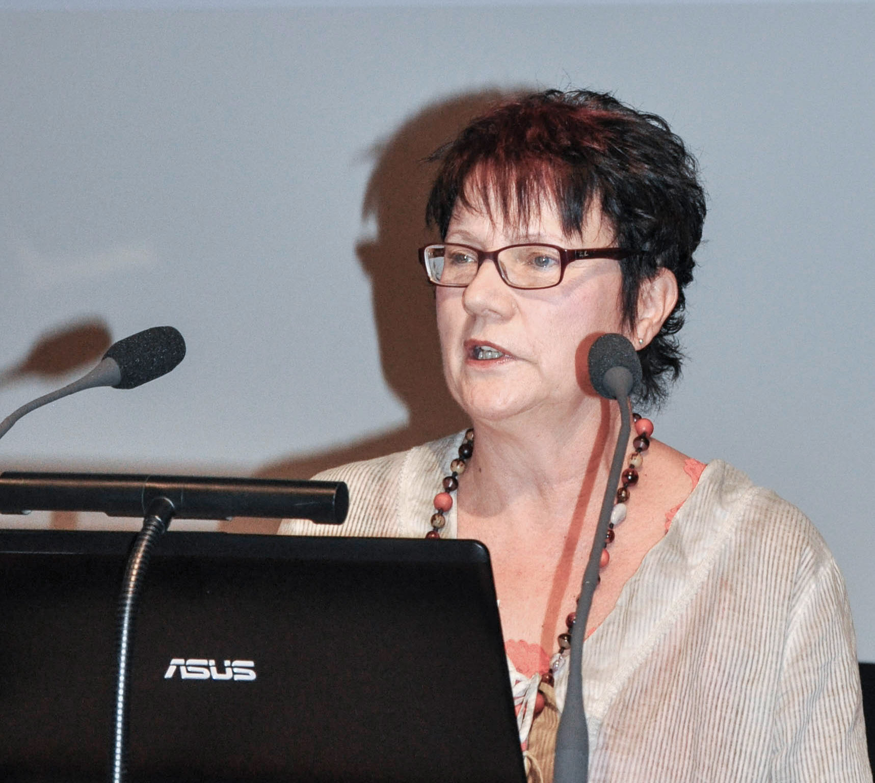 Barbara Kurth, Präsidentin der «Allianz für ein lebenswertes Zug», hat ihr Ziel erreicht: Die Unterschriften für das Referendum sind zusammengekommen. (Bild: zvg)