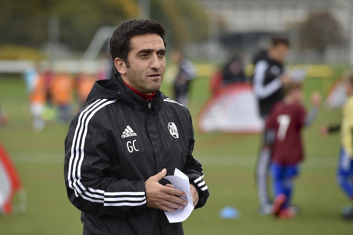 Genesio Colatrella, Technischer Leiter Nachwuchs, gilt ebenfalls als Kandidat.