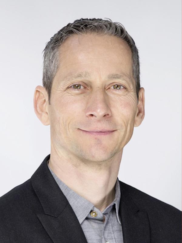 René Hüsler, Direktor des Departements Informatik an der Hochschule Luzern.