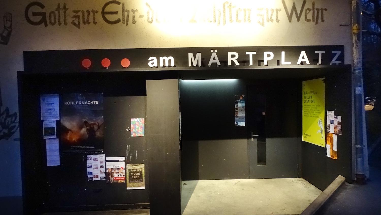 Das Theater am Märtplatz befindet sich im Depot der Ruswiler Feuerwehr.