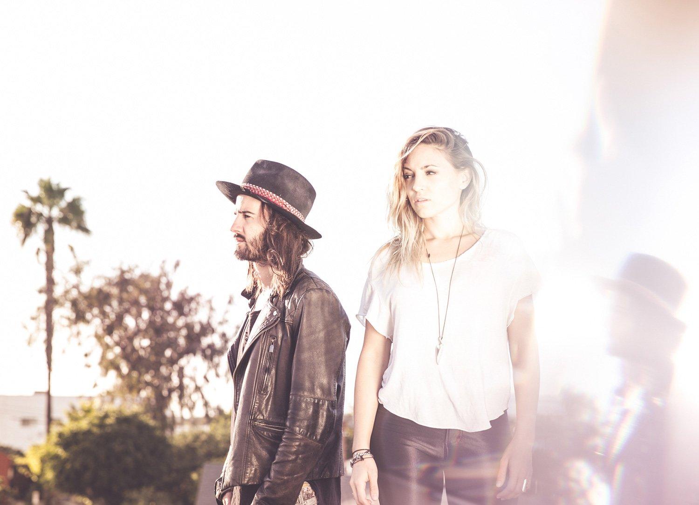 Stee und Corinne «Co» Gfeller leben in Los Angeles und Gisikon.