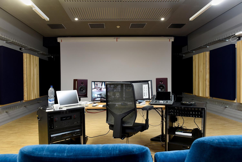 Für Sound und Video hat sich die Infrastruktur an der Hochschule Luzern stark verbessert.