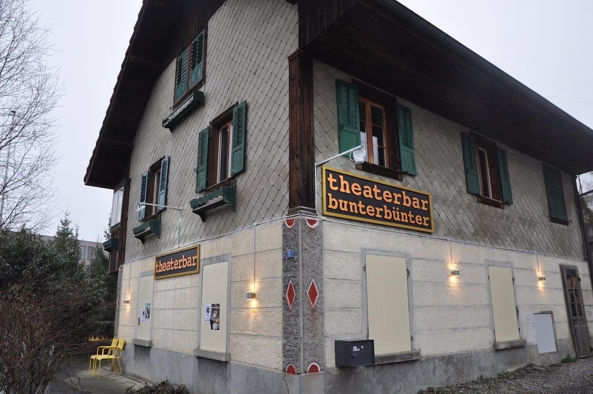Die «Theaterbar Bunterbünter» in Neuenkirch.