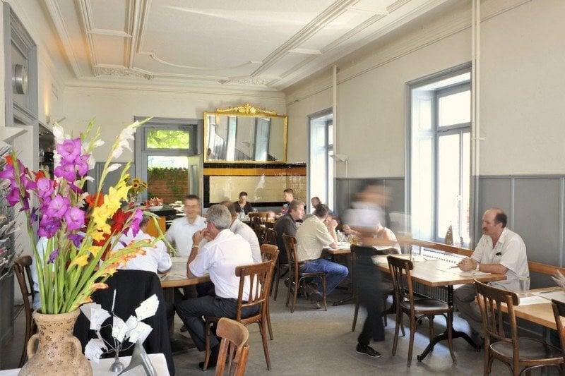 Bauliche Anpassungen wird es kaum geben. Dafür werden Bilder und Skulpturen von (Luzerner) Künstlern den Innenraum des Traditionshauses bereichern.