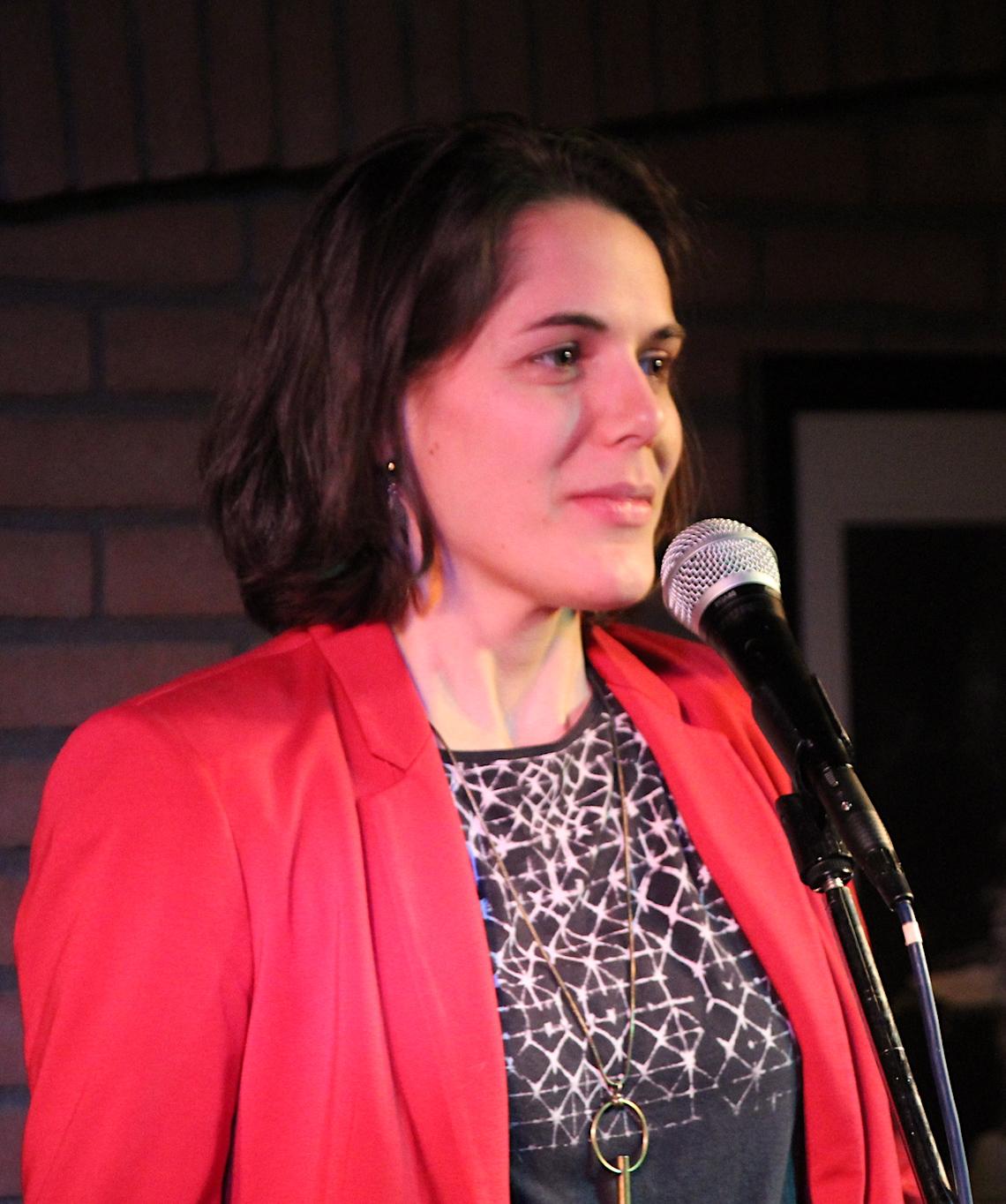 Debora Baumgartner hat die Veranstaltungsreihe ins Leben gerufen.